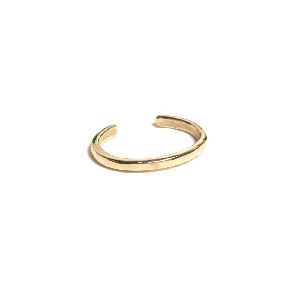 JCE1109 14K Earcuff | Yellow Gold | Janna Conner