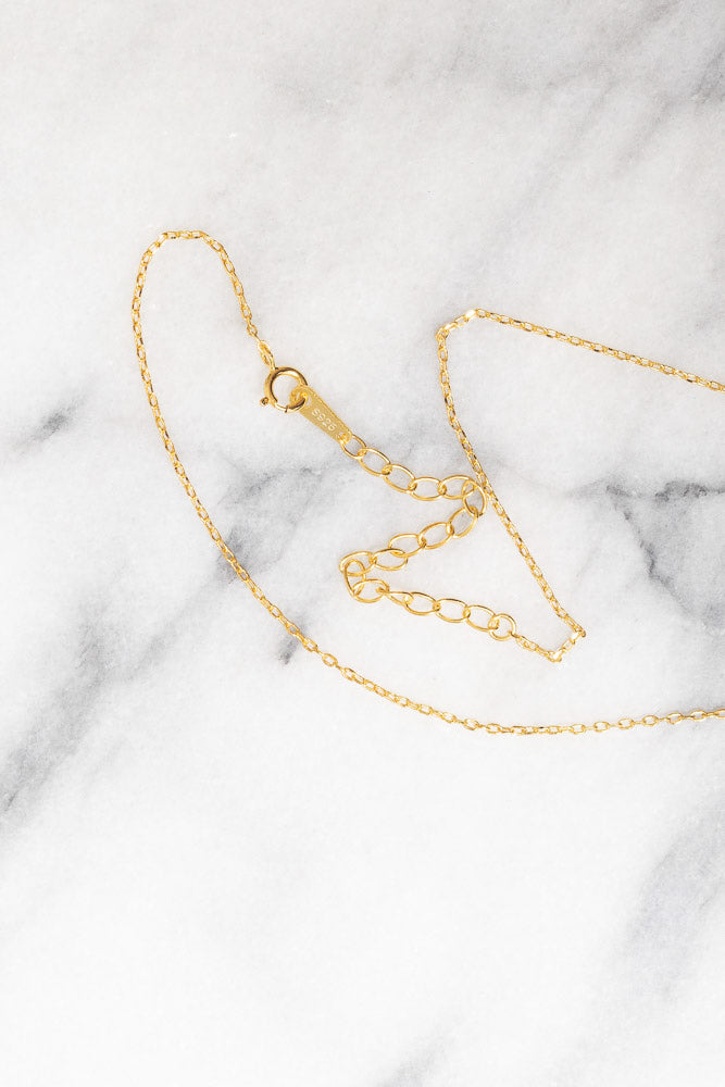 gold chain extender adjustable necklace
