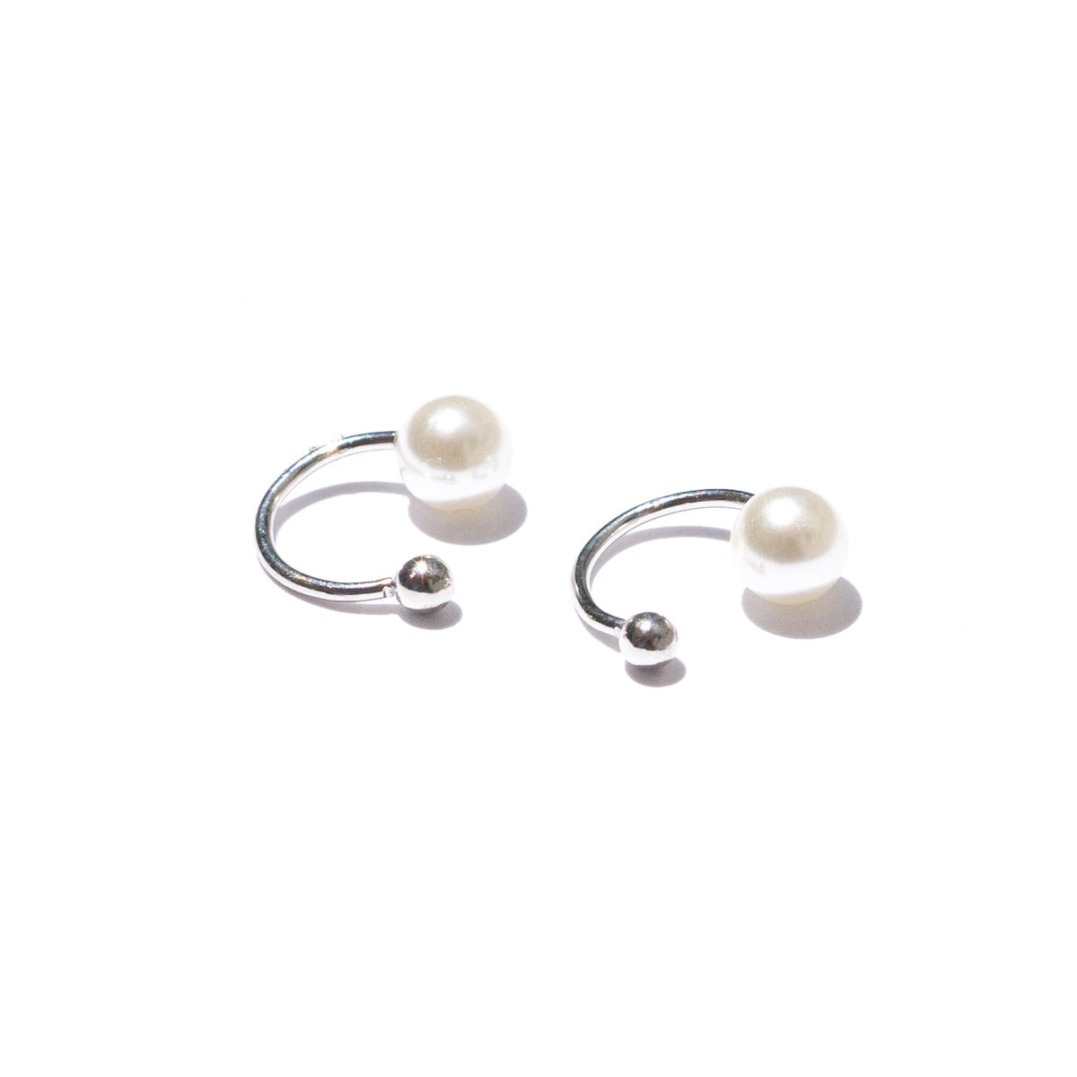 Kyrie | Pearl Earcuff | 18K Gold Plating | Janna Conner