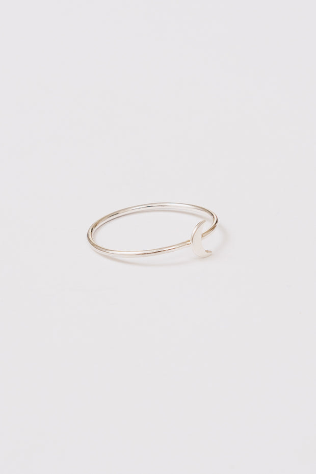 Luna Ring | Sterling Silver | Janna Conner