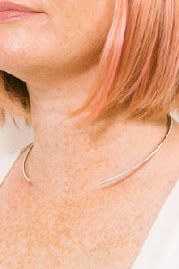 Tamsin Choker | Sterling Silver | Janna Conner
