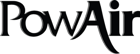 powair logo on petjam