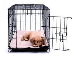puppy crate mat
