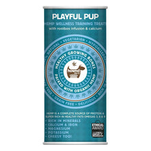 Load image into Gallery viewer, Hownd Playful Pup Hemp Wellness Treats (130g)
