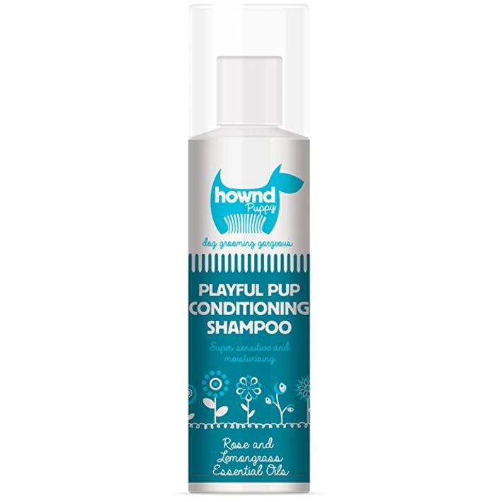 Hownd Playful Pup Super Sensitive Conditioning Shampoo (250ml)