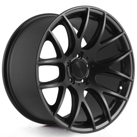 3SDM Wheels 0.01 Matte Black