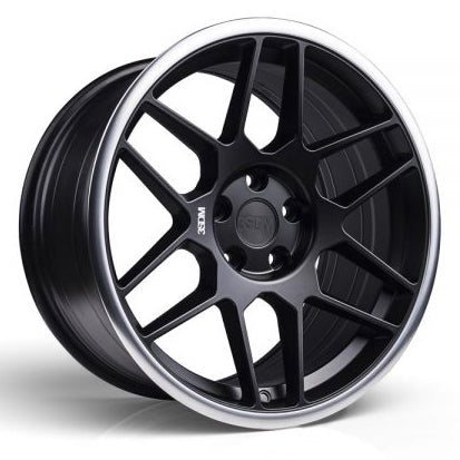 3SDM Wheels 0.09 Matte Black