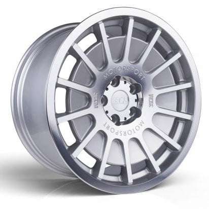 3SDM Wheels 0.66 Silver