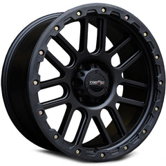 Vision Wheels 111 Nemesis Matte Black