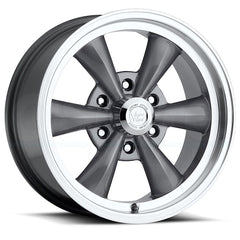 Vision Wheels 141H Legend 6 Gunmetal