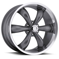 Vision Wheels 142 Legend 6 Gunmetal