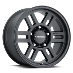 Vision Wheels 355 Manx2 Overland Black