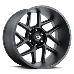 Vision Wheels 360 Sliver Black
