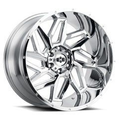 Vision Wheels 361 Spyder Chrome