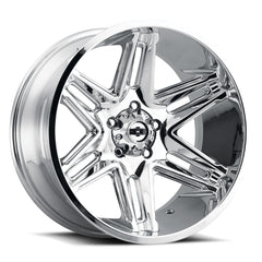 Vision Wheels 363 Razor Chrome