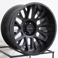 Vision Wheels 388 Shadow Satin Black