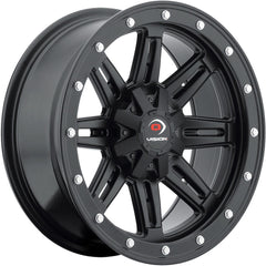 Vision ATV Wheels 551 Five Fifty One Matte Black