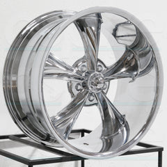 Ridler Wheels 695 Chrome