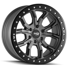Dirty Life Wheels 9303 Dt-1 Gunmetal
