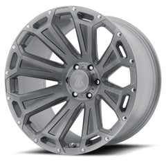 Asanti Off-Road Wheels AB813 Cleaver Titanium Brushed