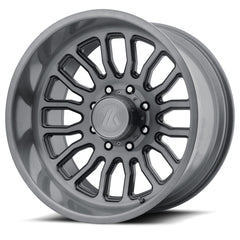 Asanti Off-Road Wheels AB815 Workhorse Titanium Brushed