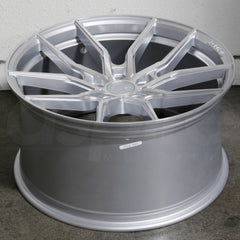 Aodhan Wheels AFF1 Silver Machined