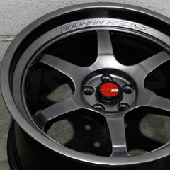 Aodhan Wheels AH08 Hyper Black