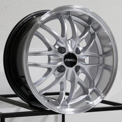 ARC Wheels AR3 Hyper Silver