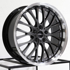 ARC Wheels AR6 Hyper Black