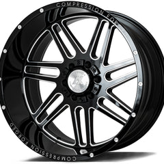 AXE Wheels AX3.0 Gloss Black Milled