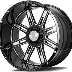 AXE Wheels AX4.0 Gloss Black Milled