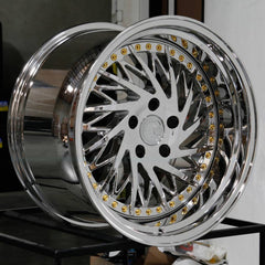 Aodhan Wheels DS03 Vacuum Chrome