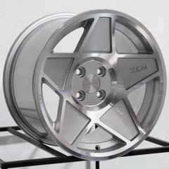 3SDM Wheels 0.05 Silver