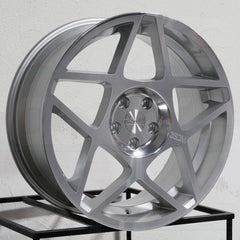 3SDM Wheels 0.08 Silver