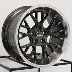 ESR Wheels CS11 Gun Metal Graphite