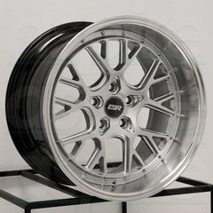 ESR Wheels CS11 Hyper Silver