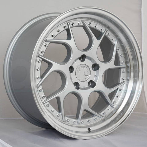 Aodhan Wheels DS01 Silver