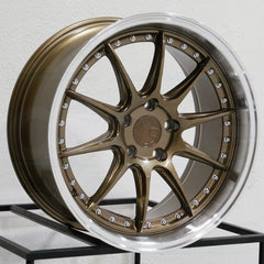 Aodhan Wheels DS07 Bronze