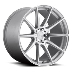 Niche Wheels M146 Essen Silver Machined