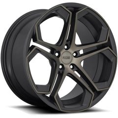 Foose Wheels F168 Impala Silver Machined