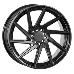 F1R Wheels F29 Double Black