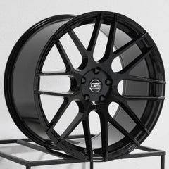 MRR Wheels GF7 Black