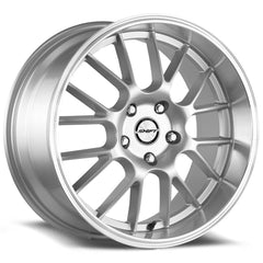 Shift Wheels H28 Crank Silver Polished Lip