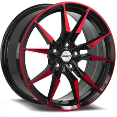 Shift Wheels H29 Blade Black Machine Red