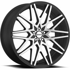 Shift Wheels H32 Formula Black Machine