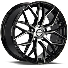 Shift Wheels H33 Spring Black Machine