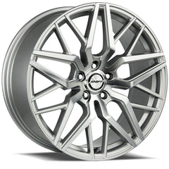 Shift Wheels H33 Spring Silver Machine