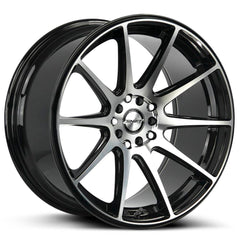Shift Wheels H34 Gear Black Machine