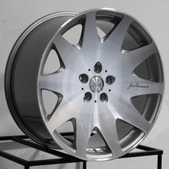 MRR Wheels HR3 Silver