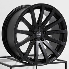MRR Wheels HR9 Matte Black
